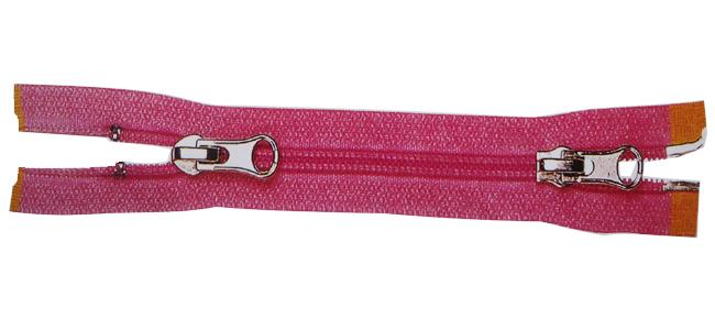 NYLON ZIPPER TWO-WAY - NO.3-NO.10